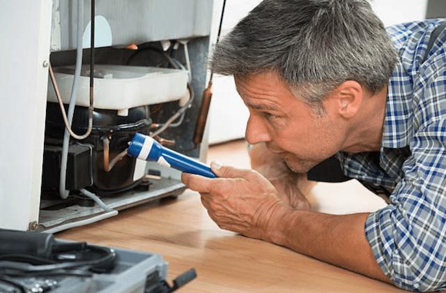boston refrigerator repairman