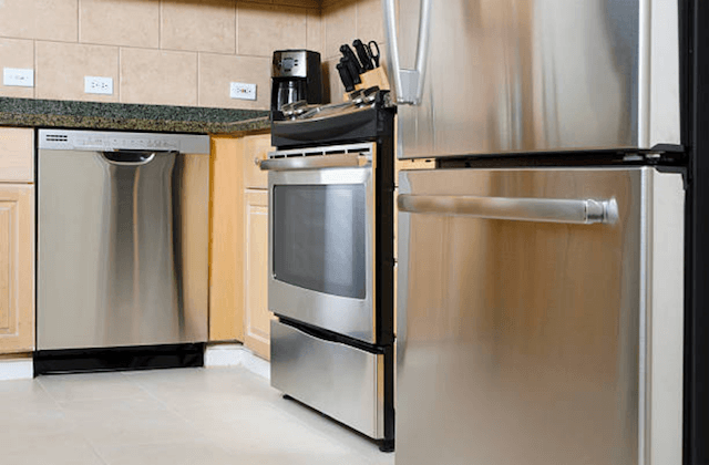 Shasta Lake appliance repair